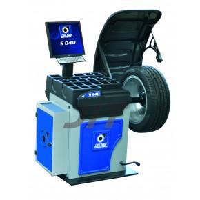 JIT 프리미엄 라인 독점 모델!줄리아노의 디지털 , 전자 디스플레이가 장착 된 자동 휠 발란서 S840